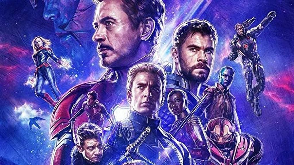 Avengers: Endgame Film Terbaik MTV Movie Awards 2019