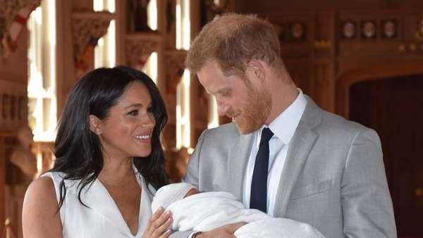 Makna Nama dan Alasan Tak Ada Gelar di Putra Meghan-Pangeran Harry