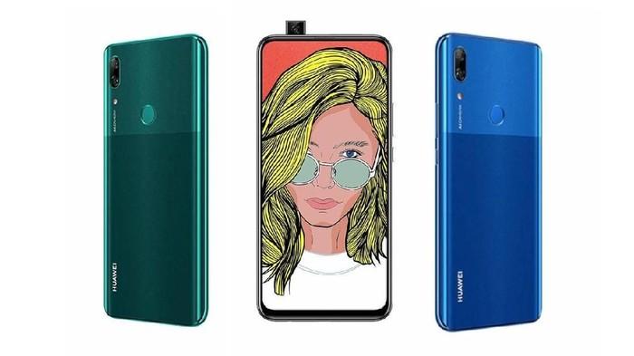 Huawei P Smart Z. Foto: Istimewa
