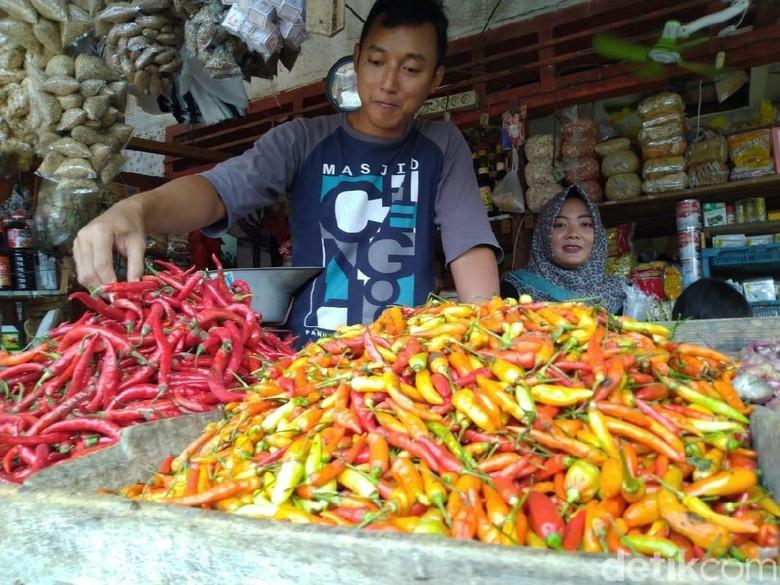 Harga Bumbu Dapur dan Ayam di Kota Mojokerto Kembali Naik, Ini Penyebabnya