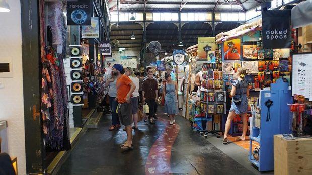 4 Lokasi Kongko dan Belanja di Fremantle [SABTU]