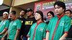 Tampang WNA China Pelaku Penyelundupan Sabu di Jakbar