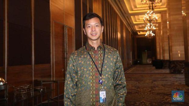 Wakil Direktur Utama Bank BCA, Armand Hartono dalam acara CNBC Indonesia VIP Forum bertajuk