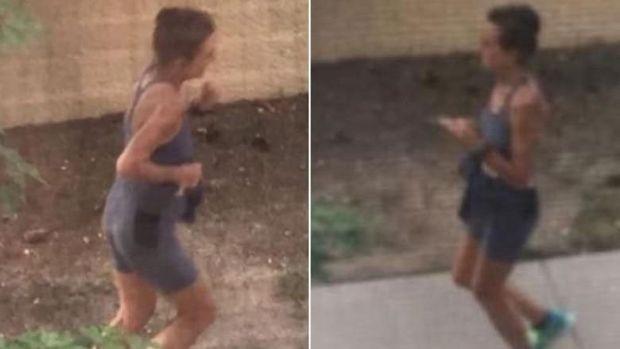 Wanita di Colorado berjuluk The Mad Pooper karena suka BAB sembarangan saat jogging.