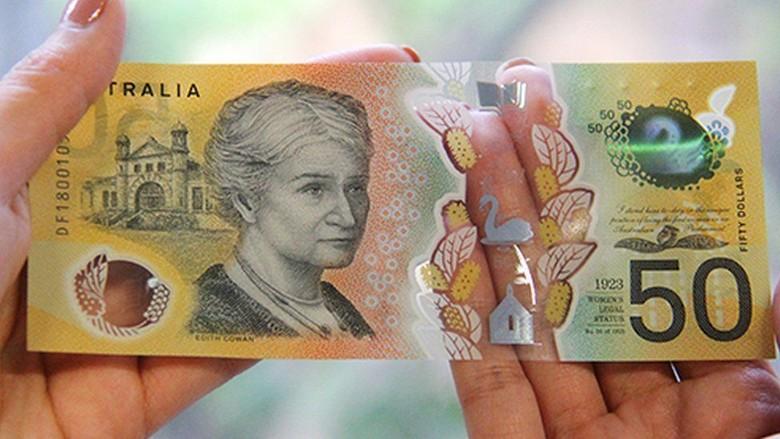 Salah Ketik di Uang Kertas Baru, Otoritas Keuangan Australia Akui Lalai