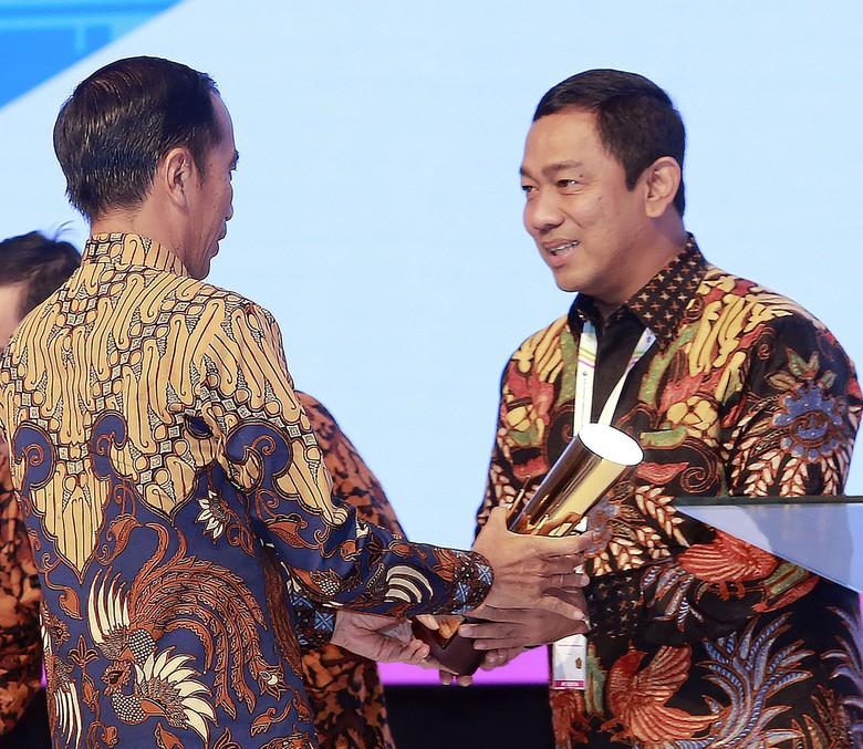 Wali Kota Hendi Bawa Kota Semarang Jadi Kota Terbaik di Indonesia