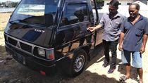 Polisi Bekuk Pencuri Spesialis Pecah Kaca Mobil di Boyolali