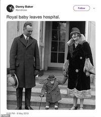 Penyiar BBC Dipecat karena Buat Lelucon tentang Anak Pangeran Harry