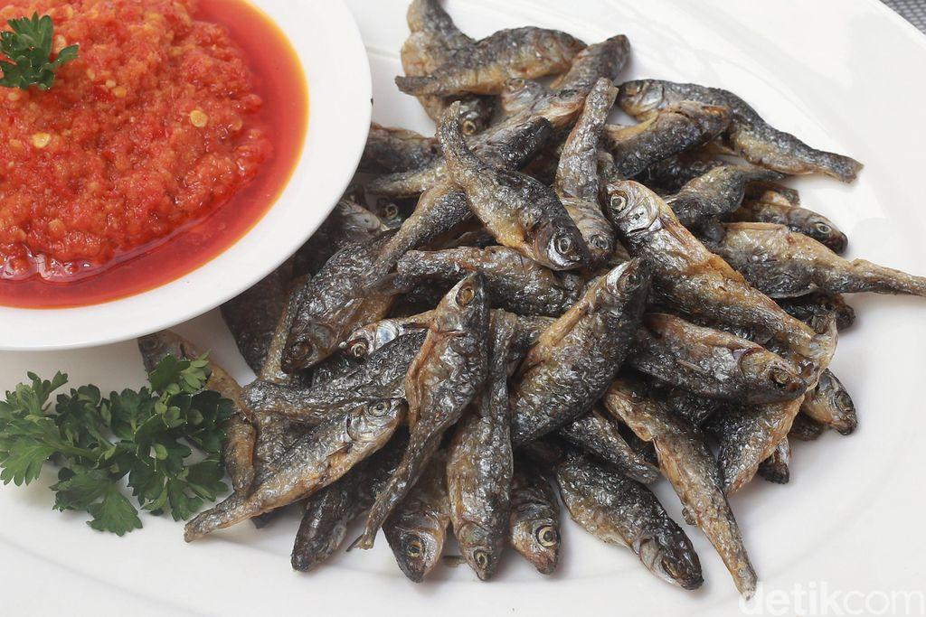 Sambal Ikan Bilih