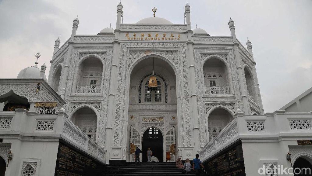 Wisata Religi di Jakarta Akhir Pekan, Yuk ke Masjid Sunter