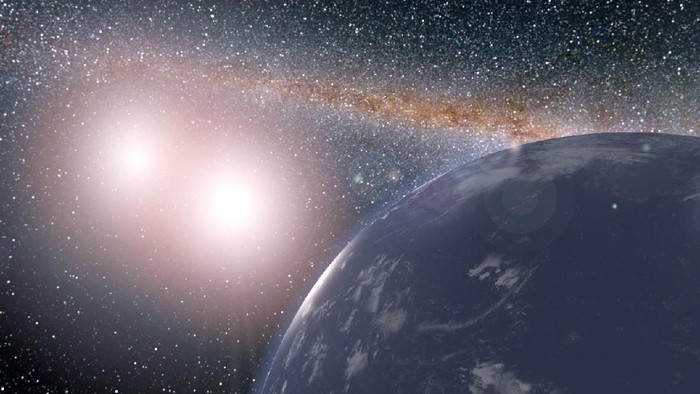 Ilustrasi exoplanet. Foto: NASA