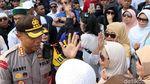 Penampakan Kivlan Zen dan Massa Pita Kuning Saat Bergerak ke Bawaslu