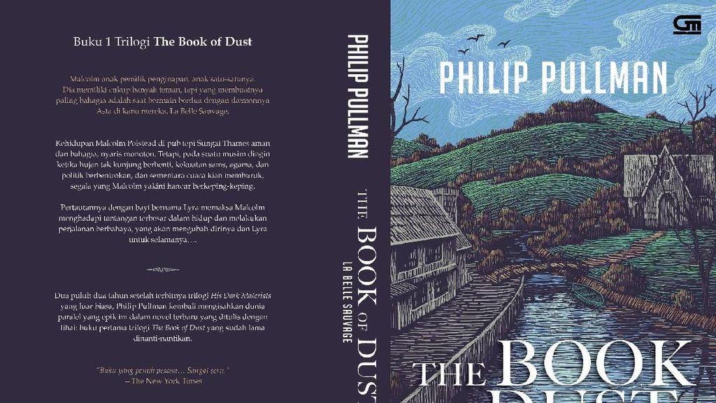 Novel Edisi Terjemahan Bahasa Indonesia The Book of Dust #1 Rilis 24 Juni