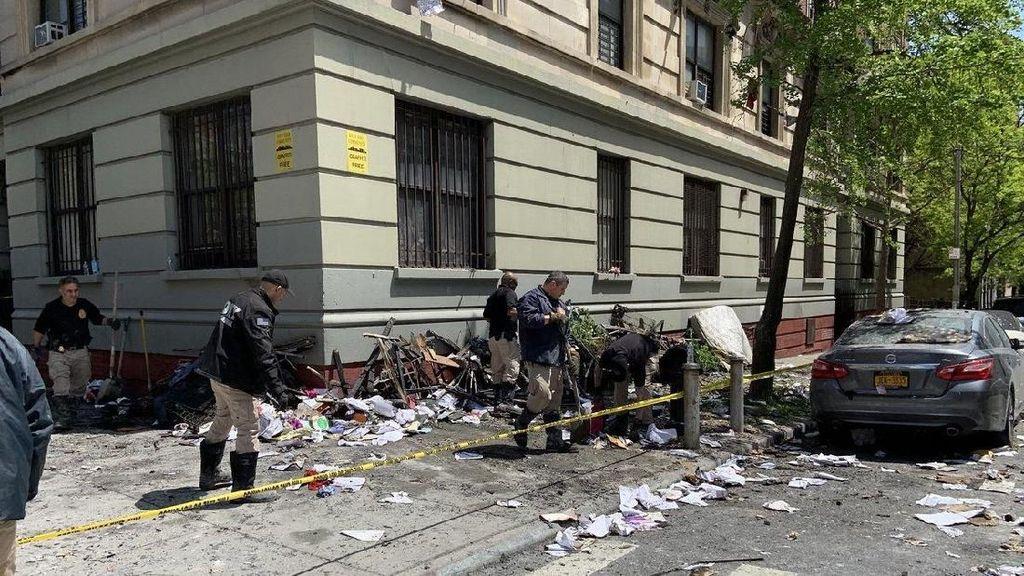 Kebakaran di Apartemen New York, 6 Orang Tewas Termasuk 4 Bocah