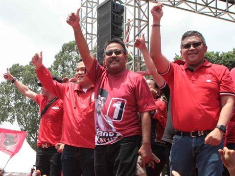 Rano Karno 'Si Doel' Diprediksi Jadi 'Anak Senayan'