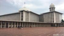 Masjid Istiqlal yang Mendunia Jelang Renovasi
