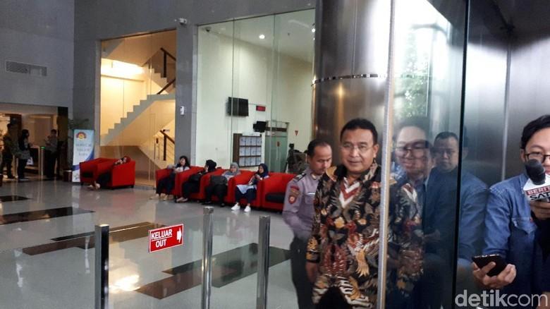 Usai Diperiksa KPK, Wali Kota Tasikmalaya Tersangka Suap Tak Ditahan