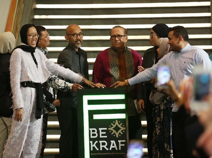 Bekraf resmi luncurkan MFFF. Foto: Agung Pambudhy