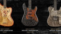 Fender Bikin Gitar Edisi Game of Thrones