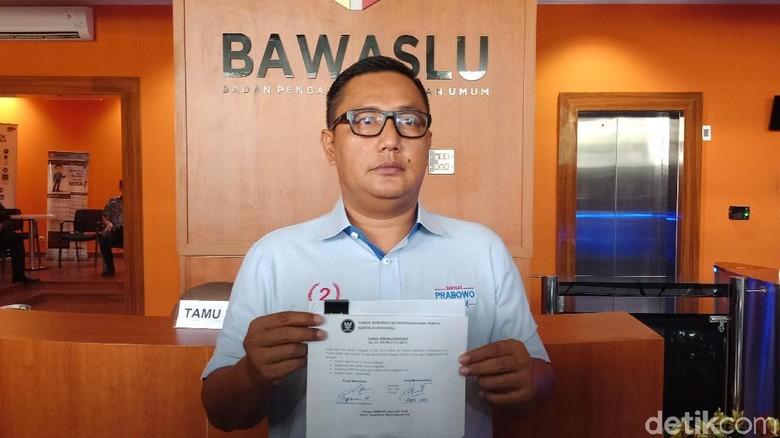 Ketua KPU Arief Budiman Dilaporkan Kubu Prabowo ke DKPP