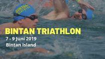 Tambah Dua Kategori, Bintan Triathlon 2019 Dipastikan Lebih Semarak