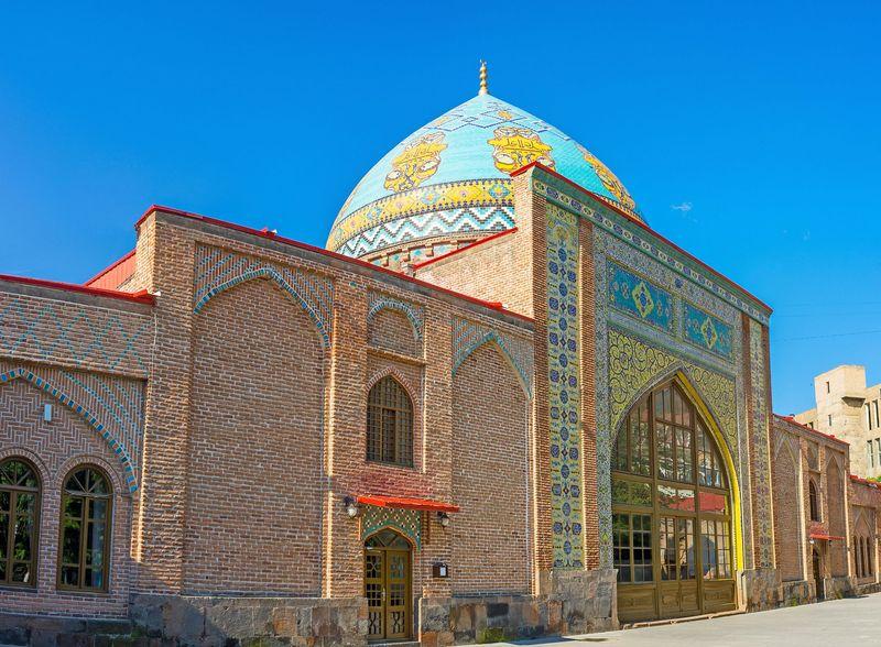 Masjid ini adalah satu yang tersisa dari sembilan masjid di Armenia saat Abad 19. Delapan masjid lainnya dihancurkan oleh Uni Soviet usai 1917. (iStock)