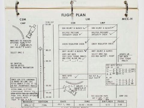 Buku Manual Misi Apollo 11 Akan Dilelang