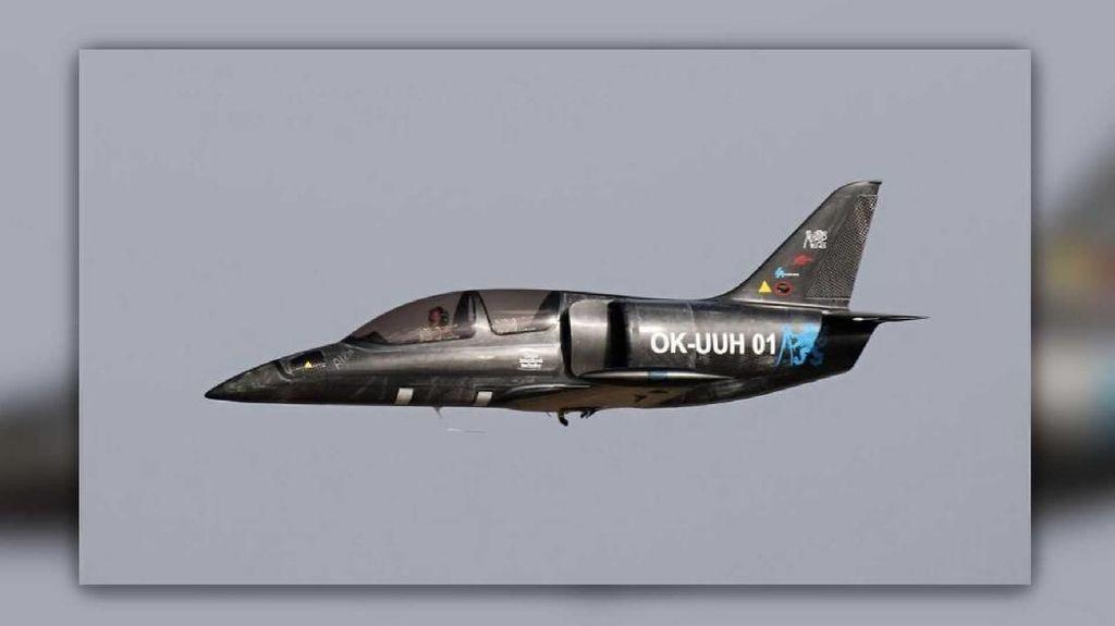 Pesawat Bermesin Moge BMW S1000RR Ditaksir Rp 2,8 M
