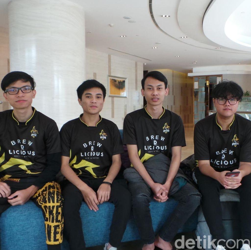 Cerita Atlet PUBG Mobile Indonesia nge-Game sebagai Profesi