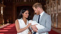 Pangeran Harry dan Meghan Markle Ungkap Nama Anak Pertama