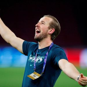 Harry Kane Optimistis Pulih untuk Final Liga Champions