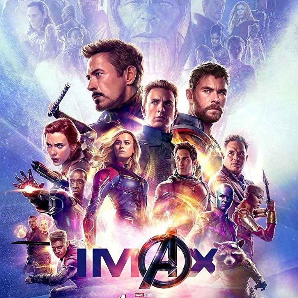 Avengers: Endgame Akan Rilis Ulang dengan Cuplikan Ekstra
