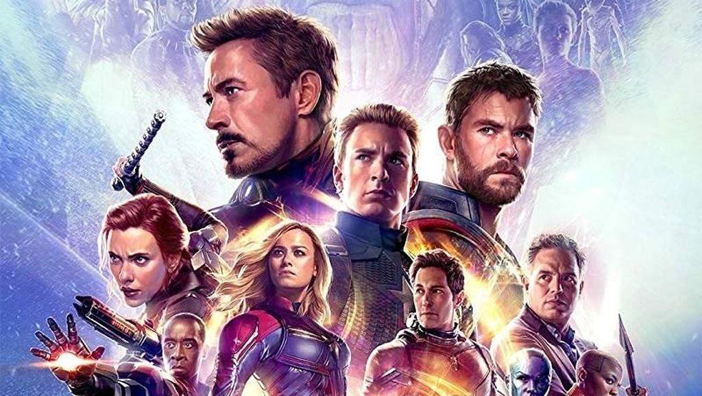 Nyaris Salip Avatar, Film Avengers: Endgame Raup Pendapatan Rp 39 T