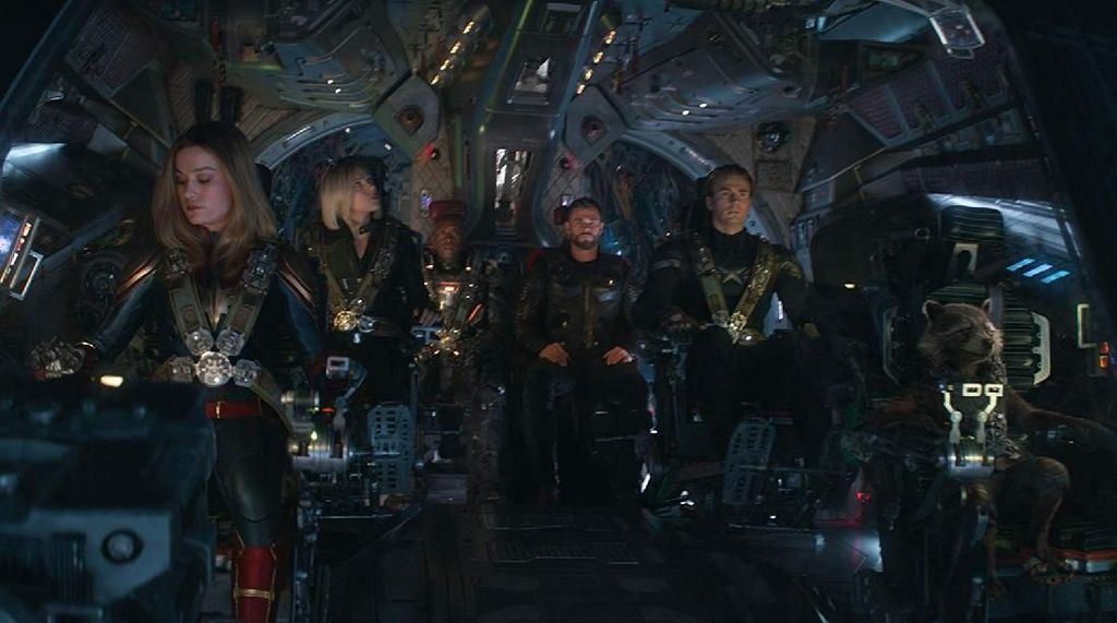 Menyoal Mengecilnya Avengers di Endgame dari Kacamata Sains