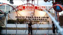 Ditarget Teroris 22 Mei, Komisi I DPR Minta TNI-Polri Perketat Gedung KPU