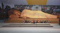 Tur Balikpapan, Ada Patung Buddha Tidur Sampai Penangkaran Orangutan