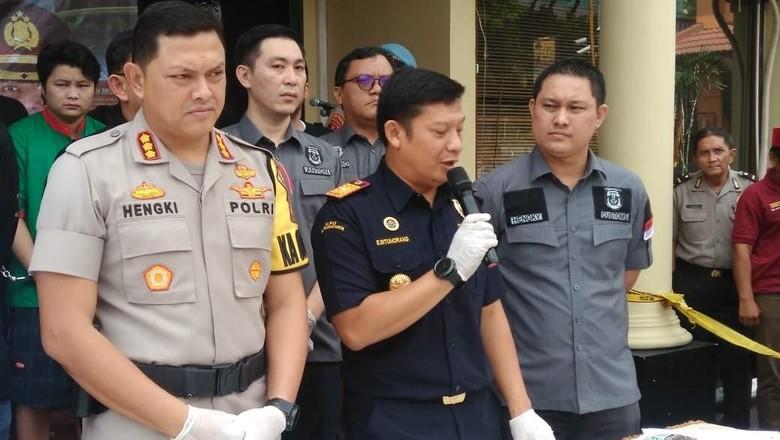 Ungkap Sabu Asal AS, Polres Jakbar Dinilai Berkomitmen Berantas Narkoba