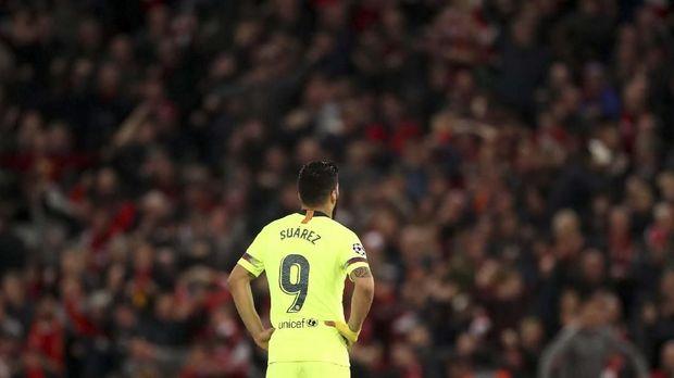 Luis Suarez tampil cukup baik musim ini.