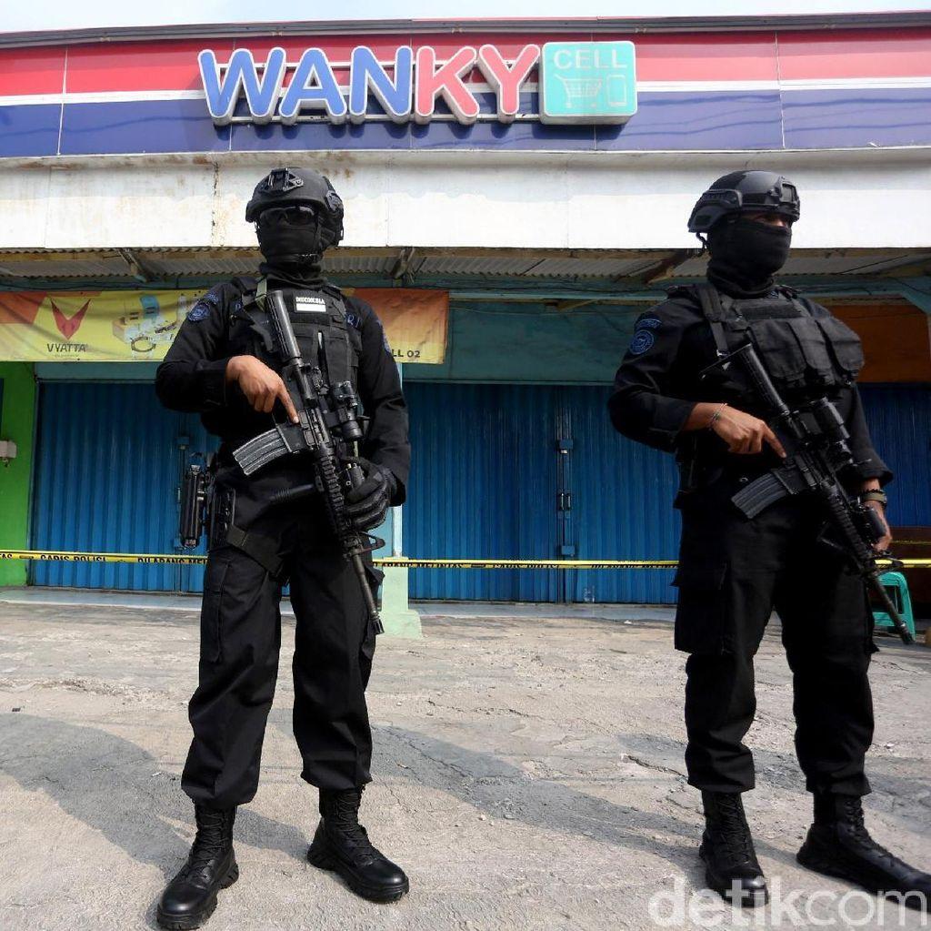 Pengaruh Global pada Terorisme Lokal