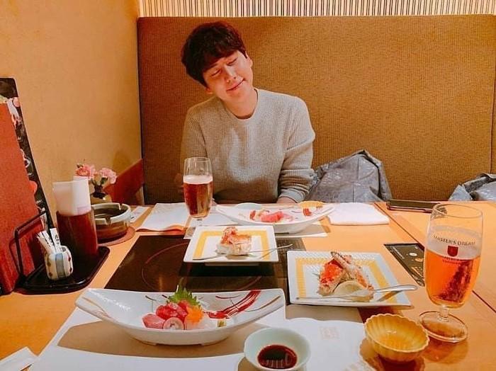Bagi para penggemar Super Junior, kembalinya Kyuhyun usai menjalankan tugas wajib militer selama dua tahun, jadi momen yang paling ditunggu. Sebelumnya, Kyuhyun dikenal sebagai salah satu penyanyi yang doyan makan. Foto: Istimewa