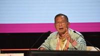 Eks Menteri Darmin Nasution Sah Jadi Komut Smartfren