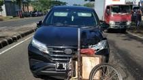 Penjual Telur Tewas Usai Tertabrak dan Terseret Mobil di Sukabumi