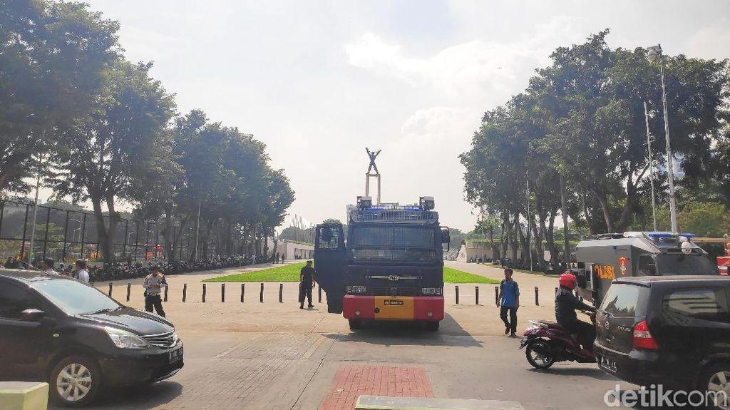 Video Suasana Lapangan Banteng Jelang Unjuk Rasa Kivlan Zen