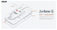 Sejumlah fitur yang dimiliki Zenfone 6, termasuk prosesor Snapdragon 855.