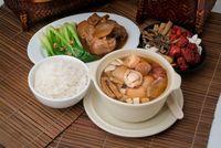 Berbagai makanan di Korea pun menggunakan ginseng (iStock)