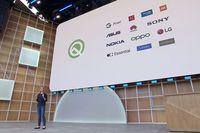 Oppo Pamer Reno 5G di Google I/O 2019