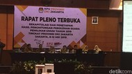 Rekapitulasi KPU di Jaksel: Prabowo Menang, PKS Juara Pileg DPR