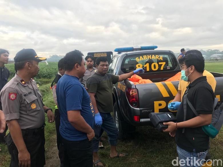 Diduga Bunuh Diri, Seorang Wanita Tabrakkan Diri ke KA Dhoho