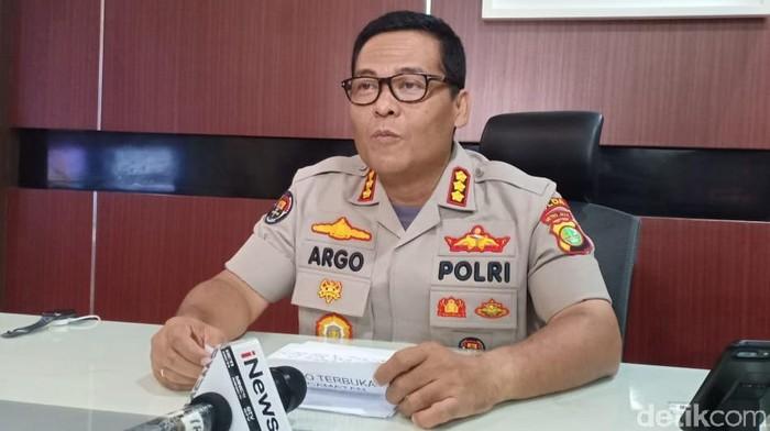 Kabid Humas Polda Metro Jaya Kombes Argo Yuwono (Samsudhuha Wildansyah/detkcom)