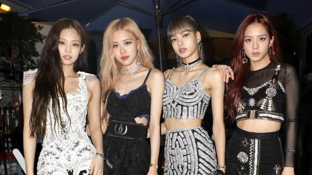 BLACKPINK Lampaui Fifth Harmony dan Little Mix di Spotify